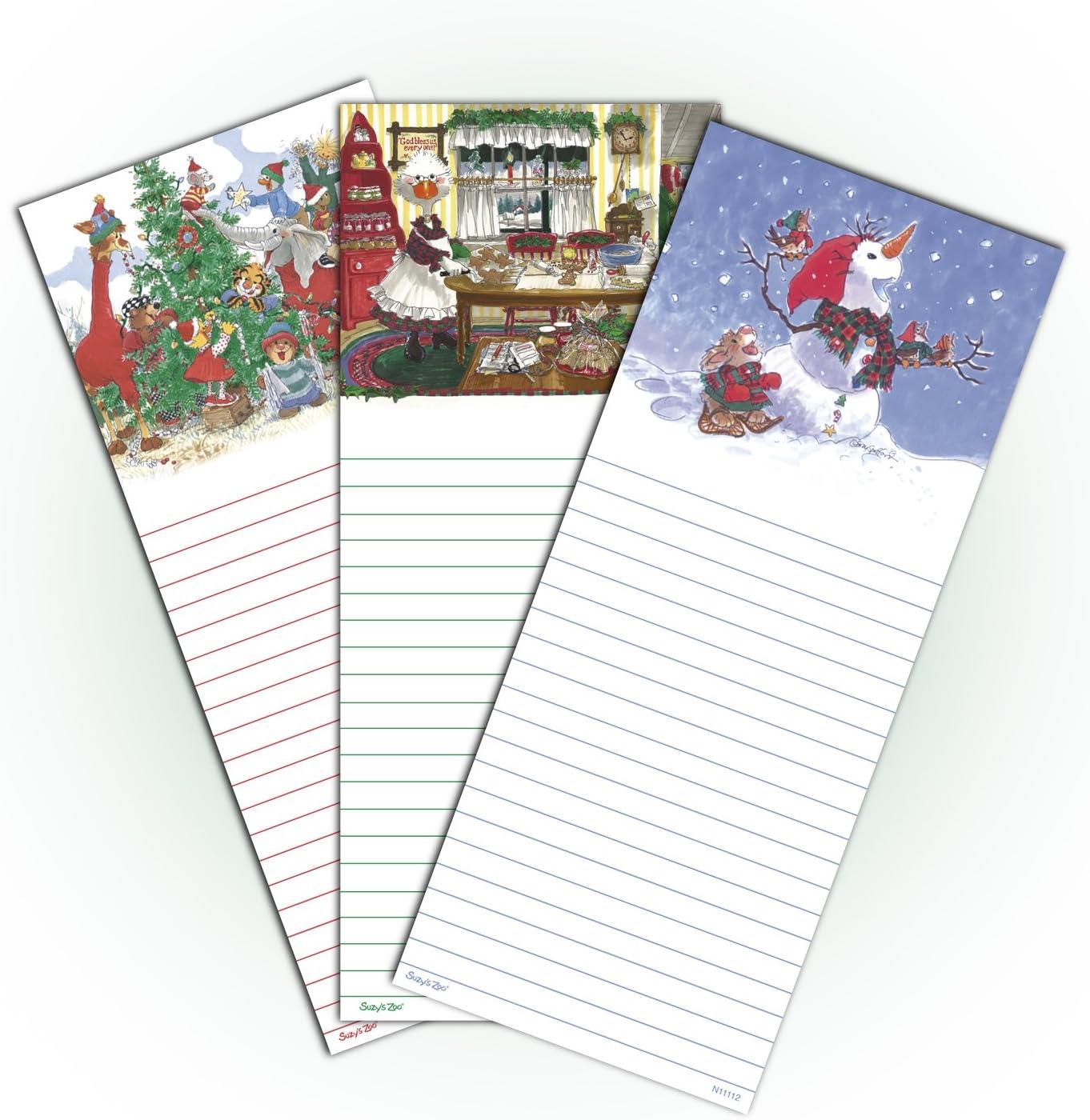 Suzy/'s Zoo 2015 Calendar Notepad 3-Pack 11111