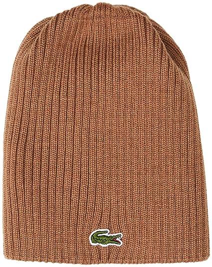 6da6b04e54 Lacoste Bonnet Homme: Amazon.fr: Vêtements et accessoires