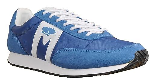 Karhu ALBATROSS BLUE NYLON (11,5). Zapatilla deportiva casual. Hombre. Talla 45: Amazon.es: Zapatos y complementos