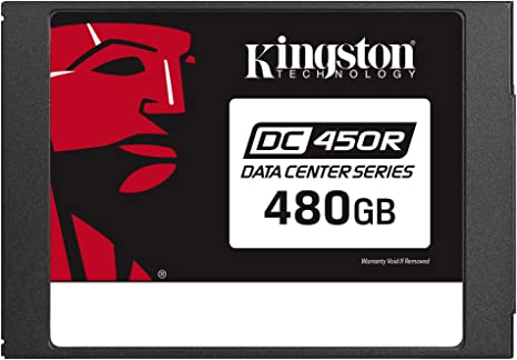 Kingston Data Center DC450R SSD (SEDC450R/480G) 2.5
