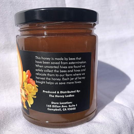 Amazon.com : Local Los Gatos Lotus Blossom Honey : Grocery & Gourmet Food