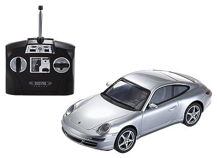 Amazon Com 1 16 Scale Porsche 911 Carrera Remote Control Car Toys