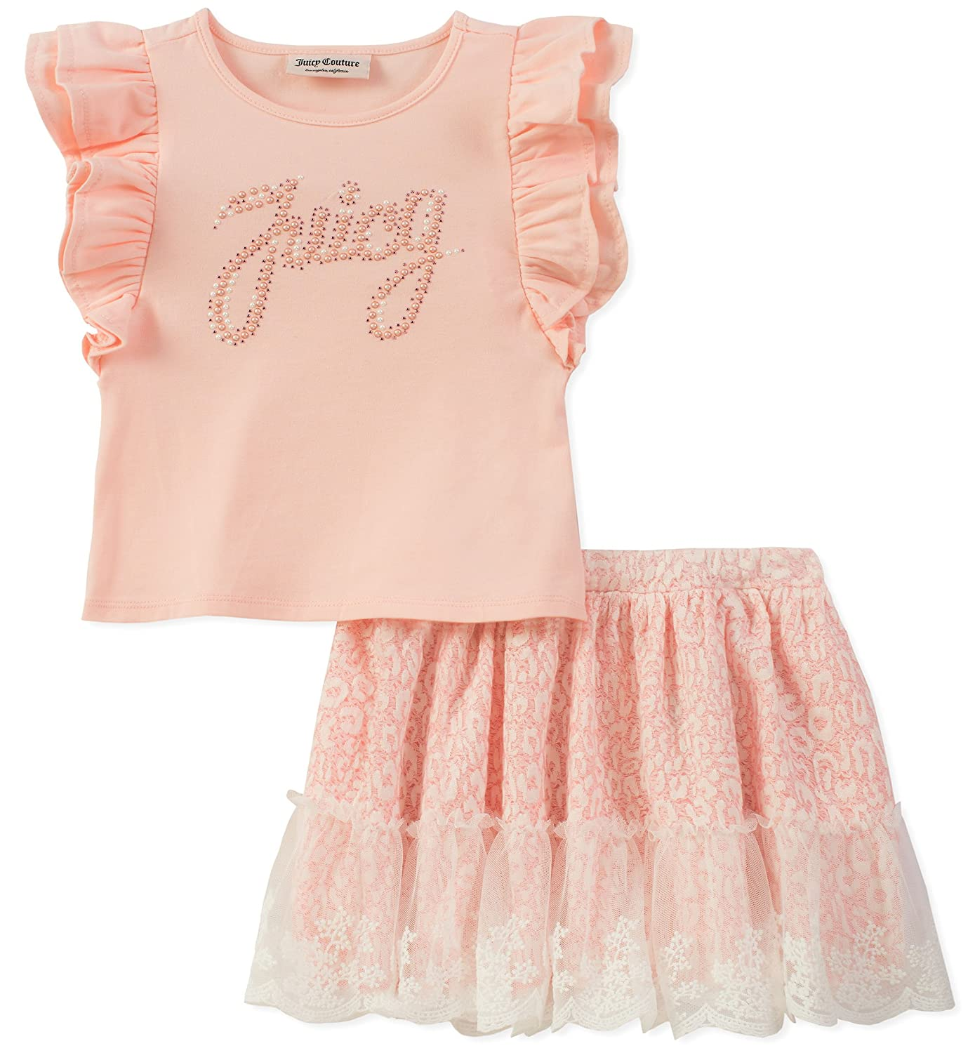 2f2311f57 Amazon.com  Juicy Couture Baby Girls Scooter Set  Clothing