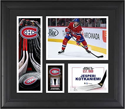 Image Unavailable. Image not available for. Color  Jesperi Kotkaniemi  Montreal Canadiens ... 653c542d9