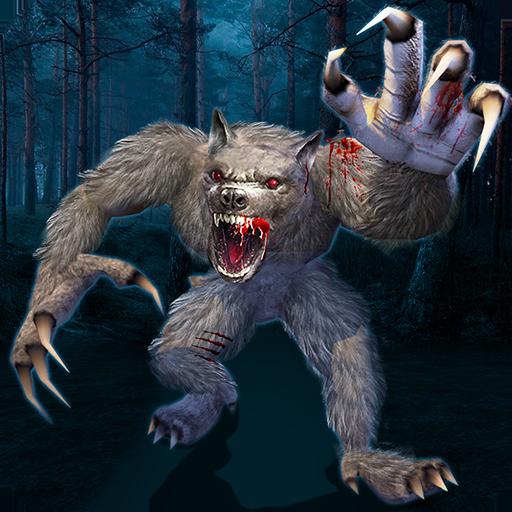 Werewolf Monster Hunter 3D: Bigfoot Hunting Vampire Games 2018 ()