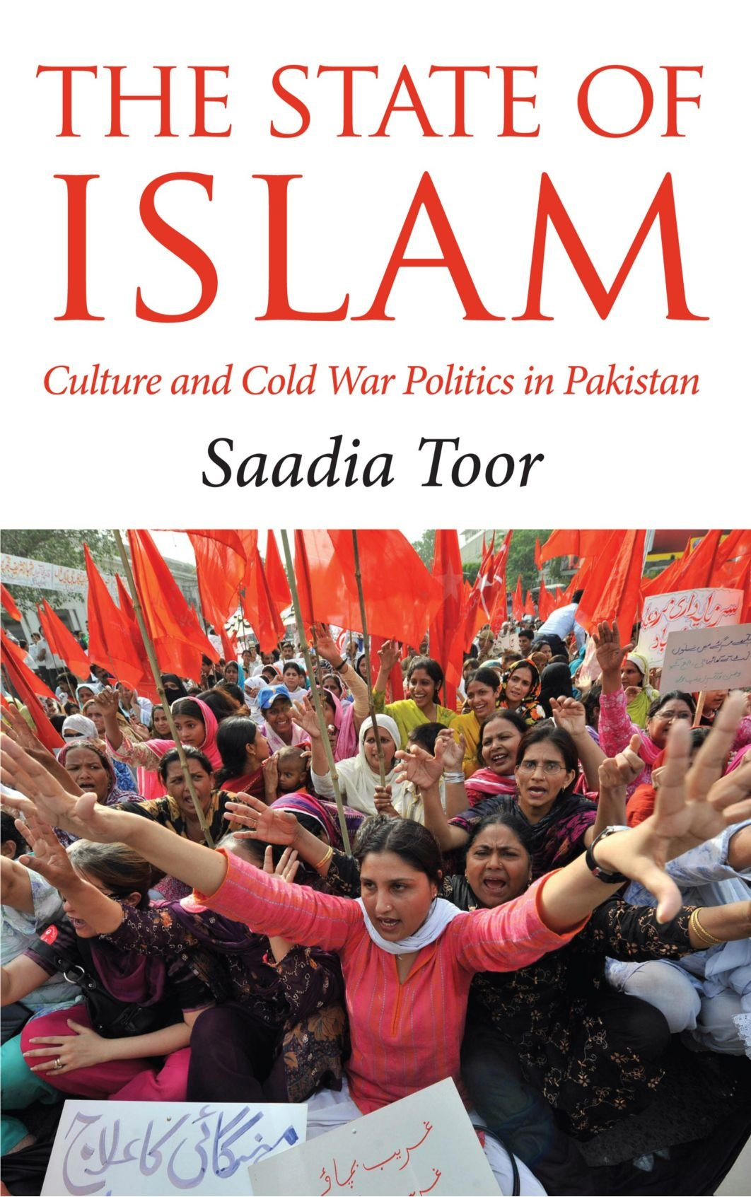 Download The State of Islam: Culture and Cold War Politics in Pakistan ebook