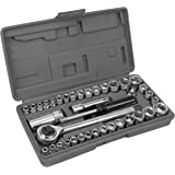 Performance Tool W1173 40-Piece Socket Set