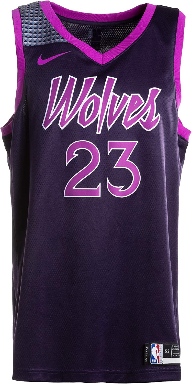 Nike Jimmy Butler Minnesota Timberwolves City Edition Swingman