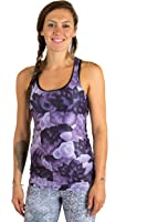Inner Fire - Women's Graphic Yoga Racerback Tank Tops