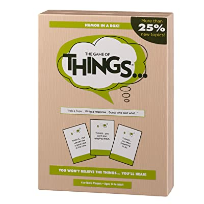 PlayMonster The Game of Things... New Edition with More than 25% New Topics: Toys & Games