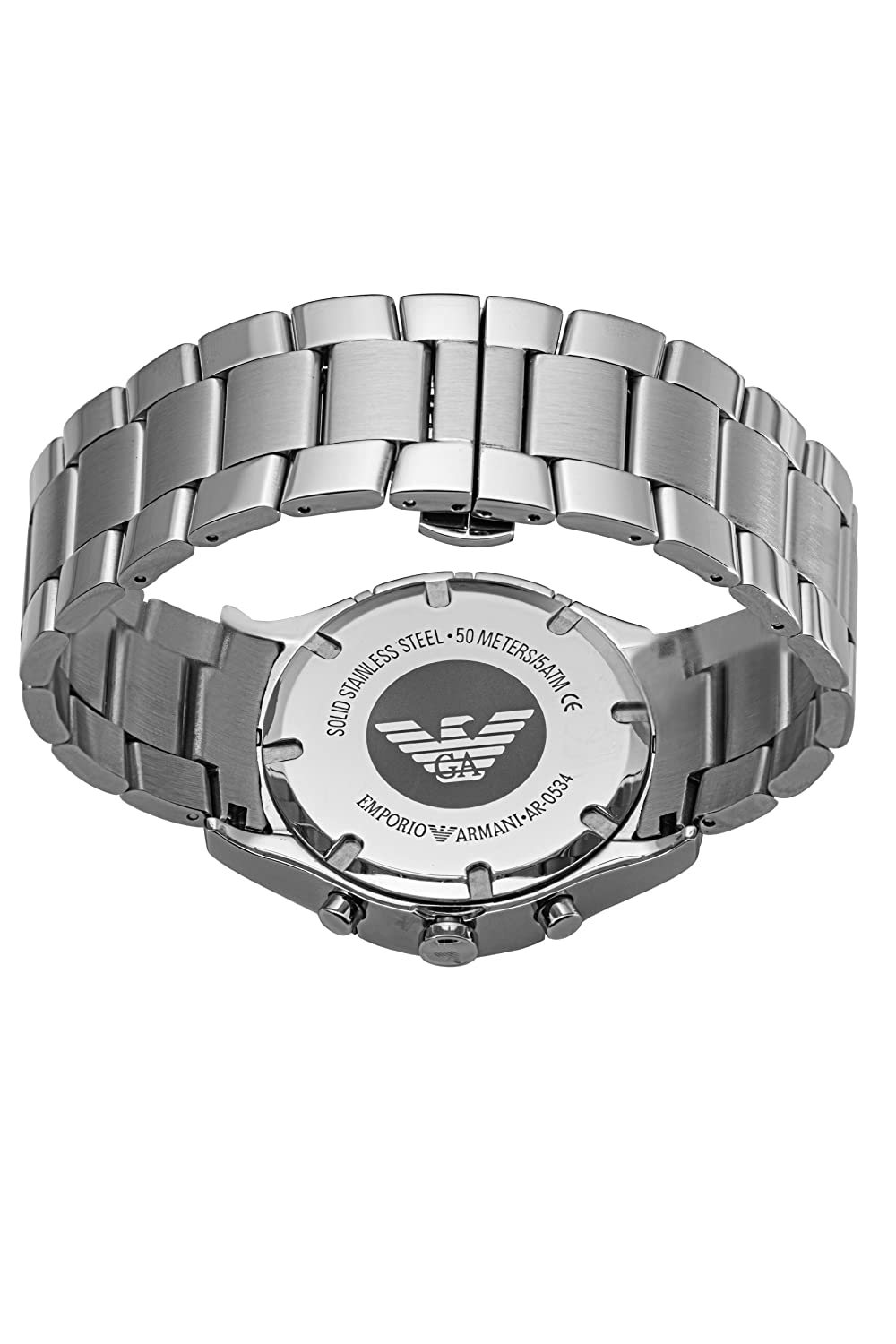 Amazon.com: Emporio Armani Mens watches AR0534 - 2: Emporio Armani: Watches