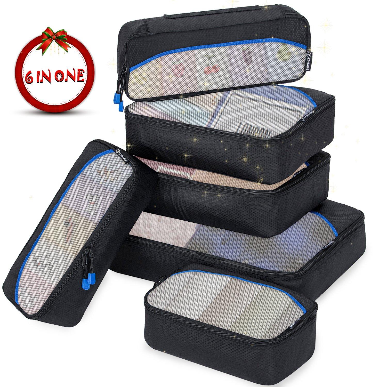 Organizador para Maleta Piezas bolsa de almacenamiento Maleta Caja de almacenamiento de