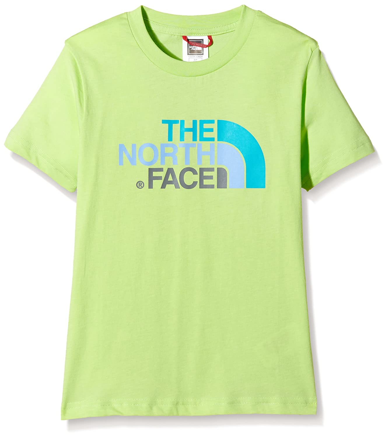 THE NORTH FACE T-Shirt Y S/S Easy tee Camiseta, Bebé-Niños
