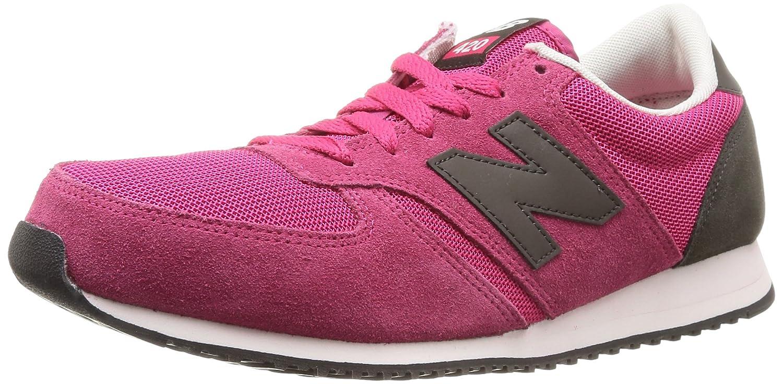 New Balance U420 Lifestyle, Zapatillas Unisex Adulto 40 EU Rosa (Snpp Grey/Pink)