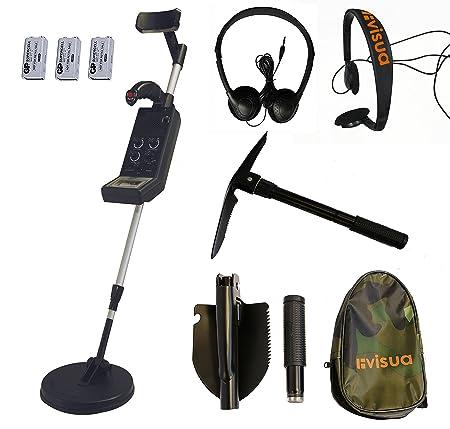 Visua Professional Discriminating Metal Detector Detector Kit H