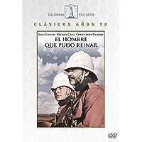 El Hombre Que Pudo Reinar [DVD]