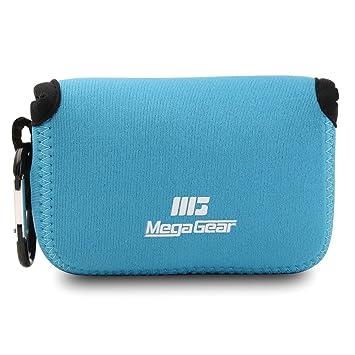 MegaGear Para Nikon Coolpix W150, W100, S33 Estuche de cámara Ultra Ligero, de Neopreno