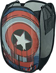Disney Marvel Avengers Pop Up Laundry Bin, Blue
