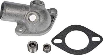 Dorman 902-2009 Engine Coolant Thermostat Housing w// Gasket for Chevy GMC Buick