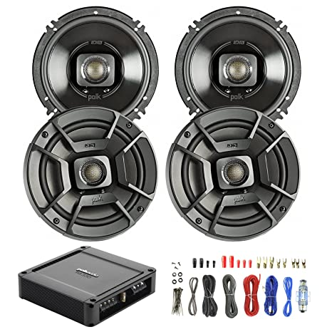 how do you hook up an amp to car speakers