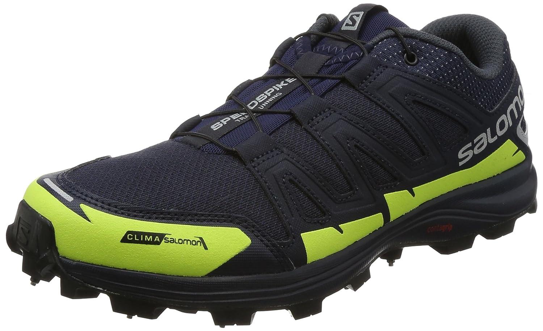 TALLA 37 1/3 EU. Salomon Speedspike CS, Zapatillas de Running para Hombre