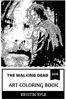 The Walking Dead Coloring Book Robert Kirkman Charlie Adlard