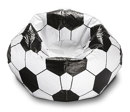 Michael Anthony Furniture Soccer Ball Matte Bean Bag