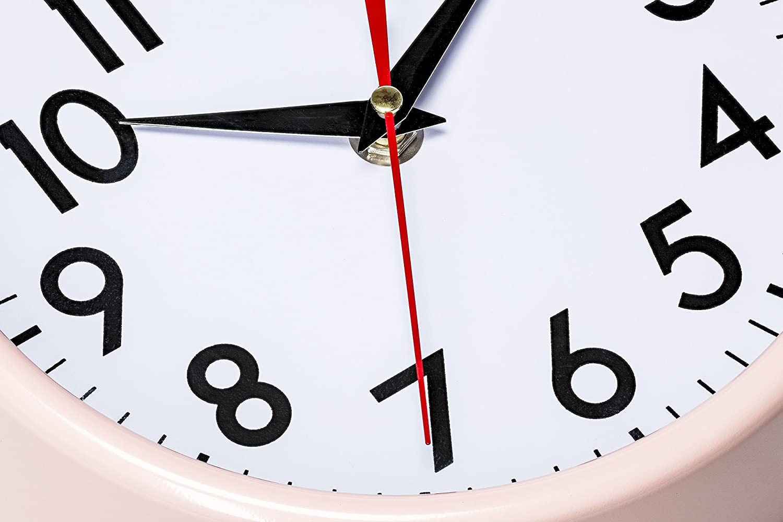 Amazon.com: Bernhard Products - Reloj de pared para niña ...