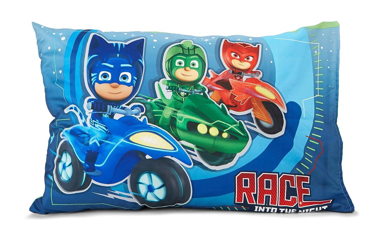 Blue PJ Masks PJ Masks Time to Save the Day 4 pc Toddler Bedding Set