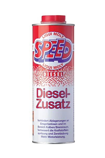 LIQUI MOLY 5160 Speed Diesel Zusatz, 1 l