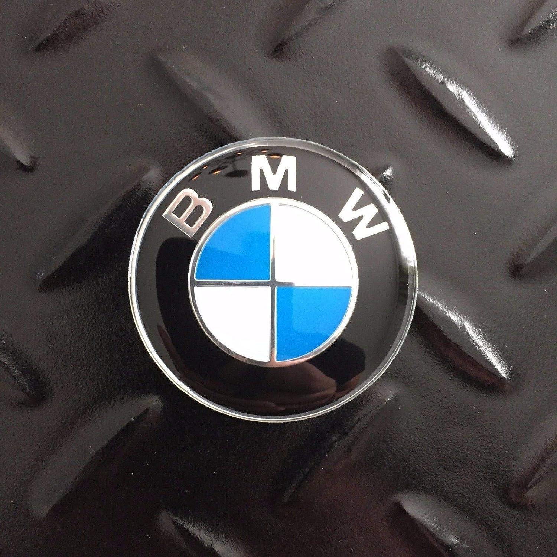 ✔️ NEW ✔️ BMW STEERING WHEEL 45MM LOGO 3M Letters Emblem Badge Sticker SEALED 05