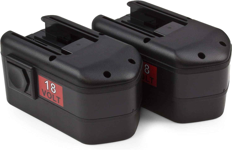 4 x 3.3AH 18V 18 VOLT BATTERY for MILWAUKEE 48-11-2230
