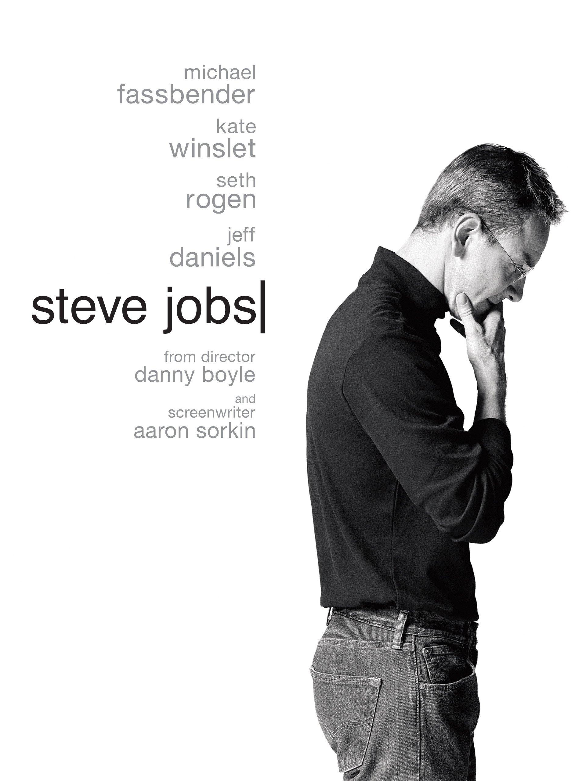 Amazon.com: Steve Jobs: Michael Fassbender, Kate Winslet, Seth Rogen ...