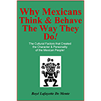 WHY MEXICANS THINK & BEHAVE THE WAY THEY DO! - Cultural Factors that Created the Character & Personality of the Mexican People!