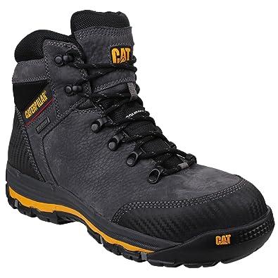 najnowszy najlepiej tanio Najnowsza moda Caterpillar Mens Munising Waterproof Safety Boots