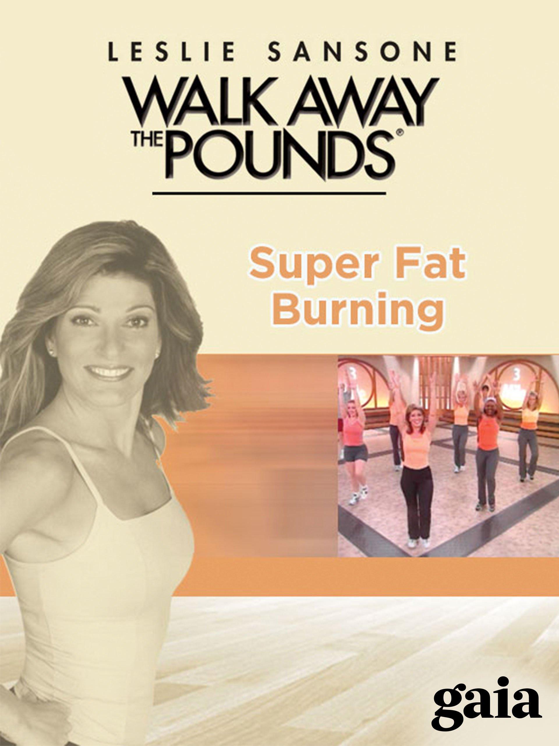 leslie sansone walk away the pounds super fat