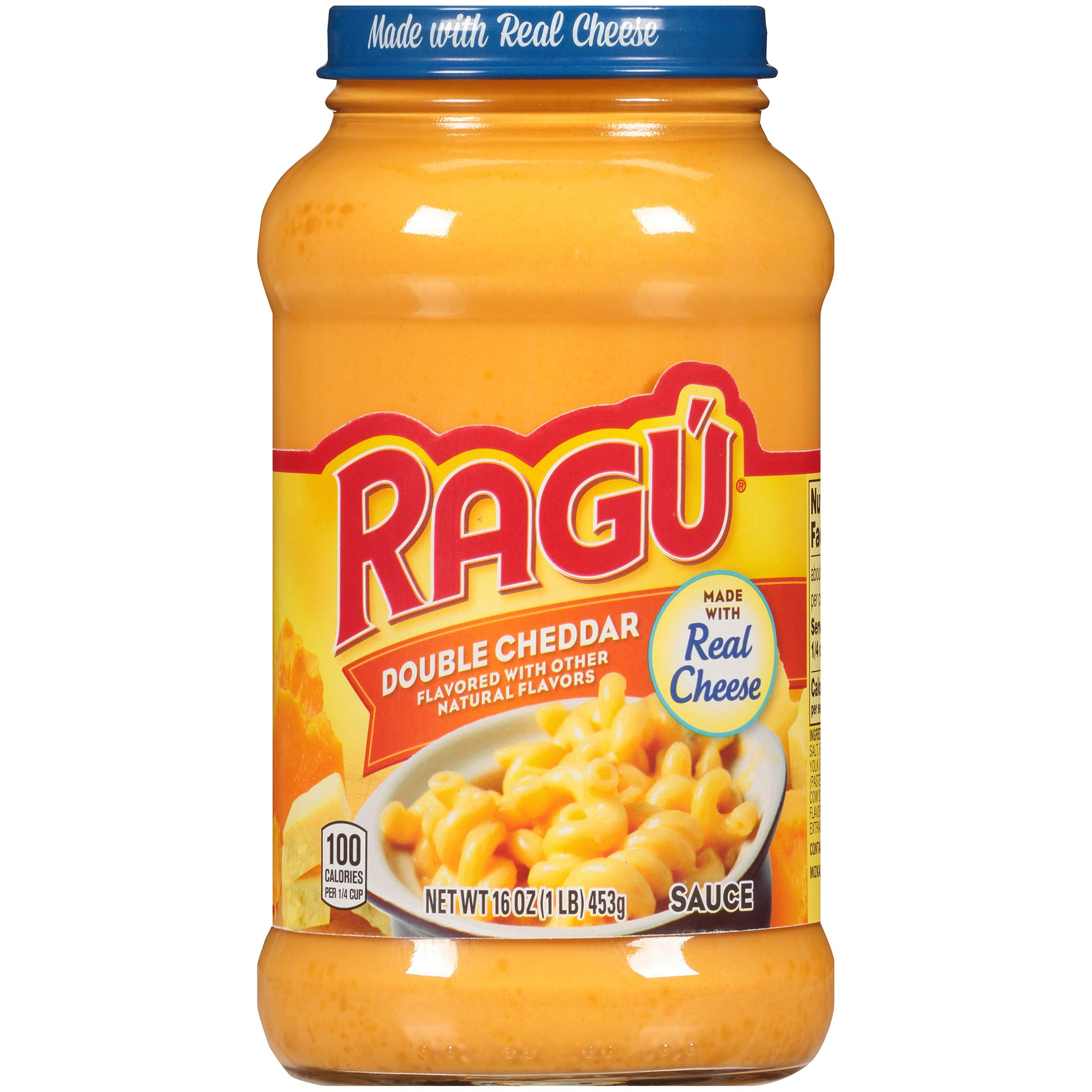 Ragu Double Cheese, 16 oz