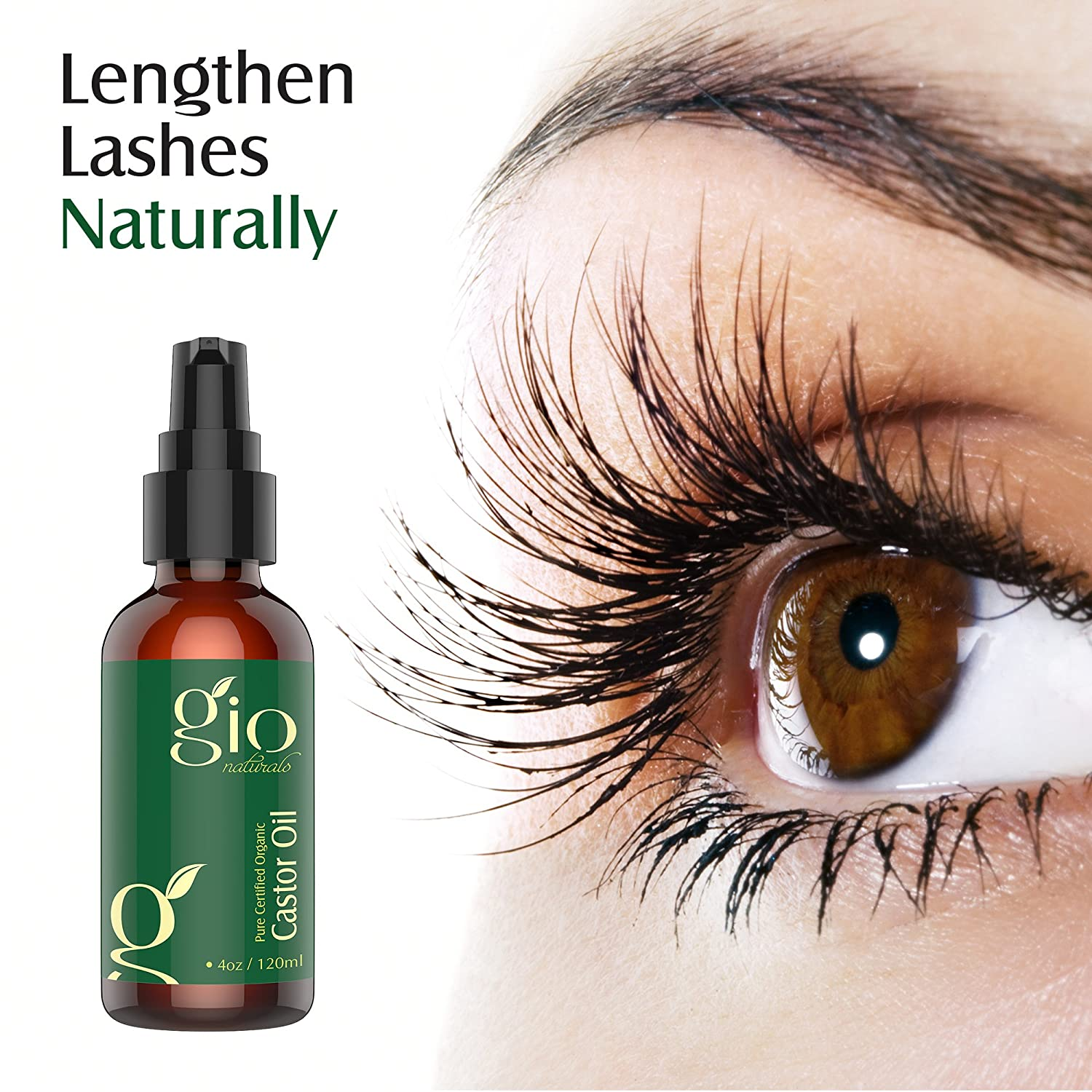 Best Care - Castor Oil for Eyelashes 22