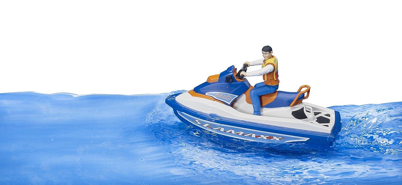 /Personal Water Craft con Conductores Veh/ículo One Size Bruder 63150/