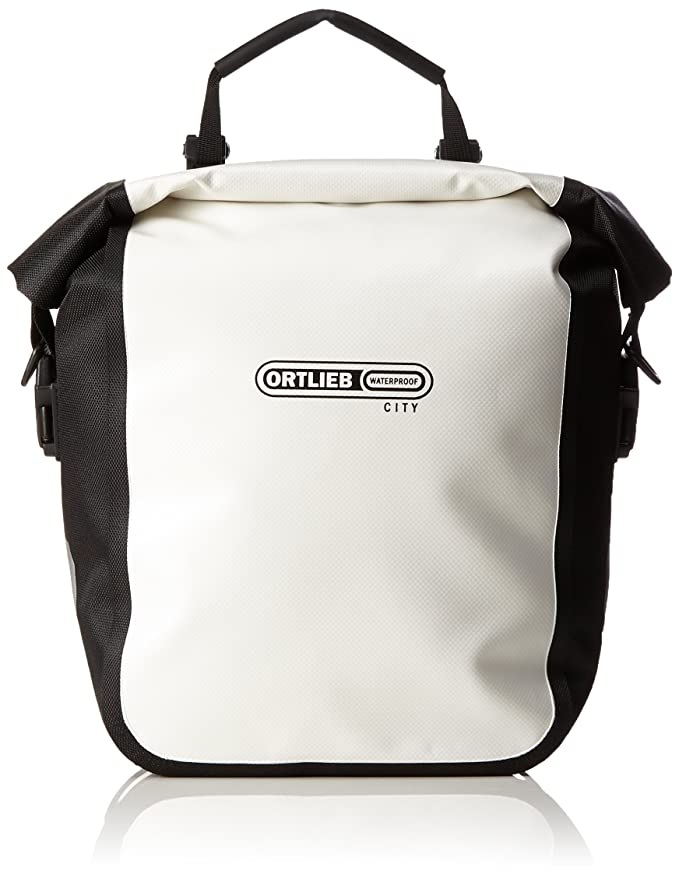 Amazon.com: Ortlieb bolsas de deporte Roller City Saddle ...