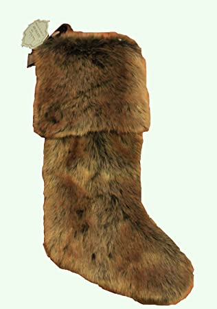 Amazon.com: Nicole Miller Home Luxury Brown Ombre Black Faux Fur ...