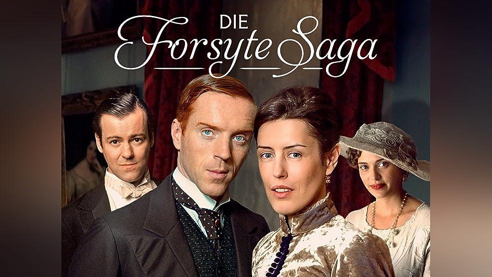 Die Forsyte Saga - Die komplette Serie