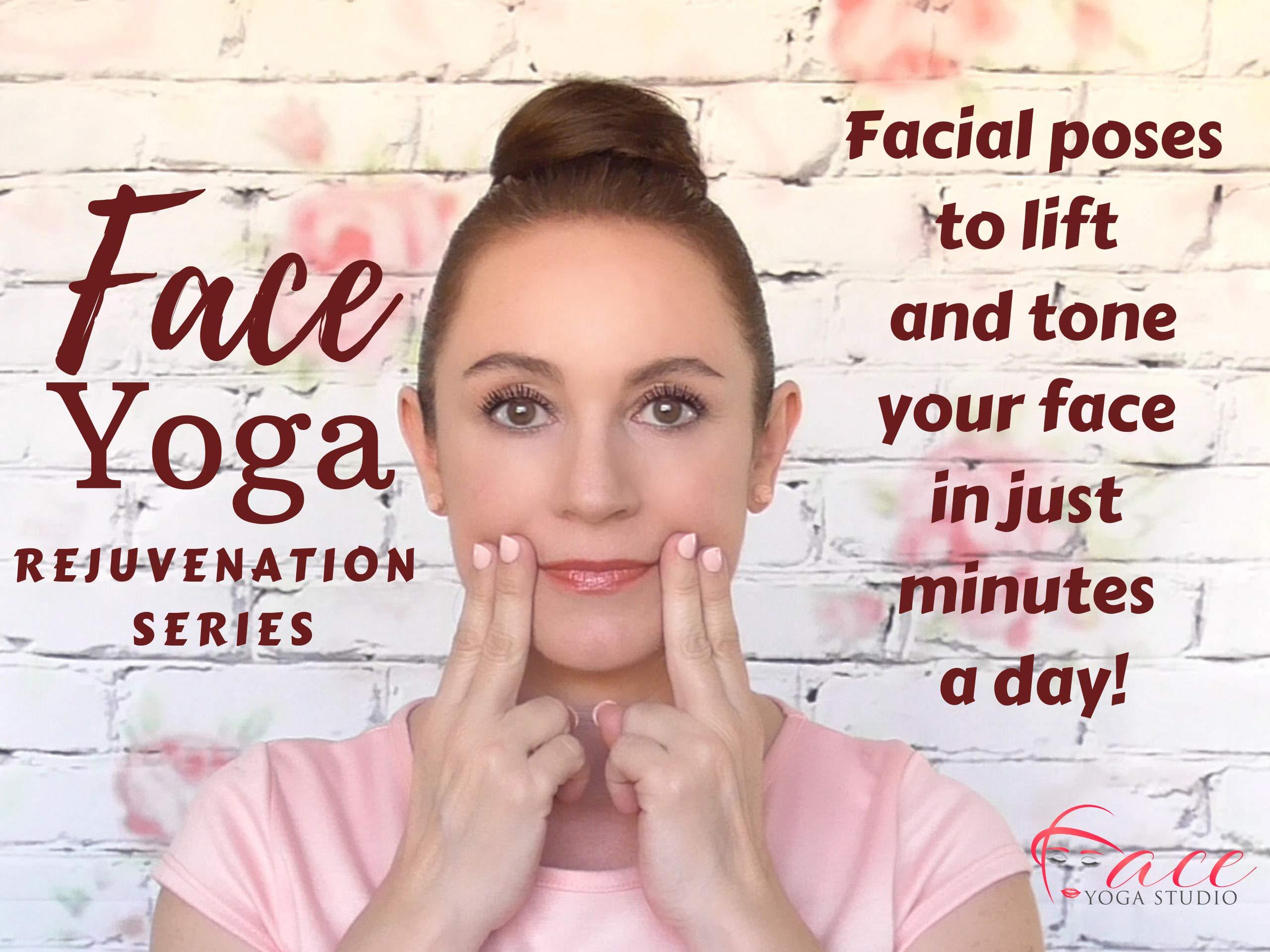 Watch Face Yoga Rejuvenation Series | Prime Video