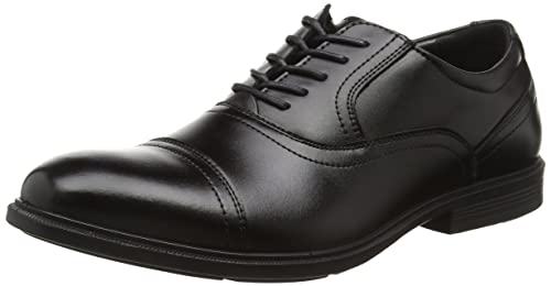 Hush Puppies Men's Donny Mainstreet Oxford Shoes, Black (Black), 6 UK 40