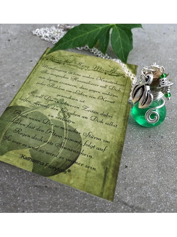 Chaine Et Amulette De Protection Katharina Fairytale