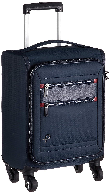 [プロテカ] スーツケース 日本製 フィーナST キャスターストッパー TSAダイヤルファスナーロック付 可(国内線100席未満、3辺合計100cm以内) 18L 38 cm 1.8kg B07LC4ZSJB ネイビー