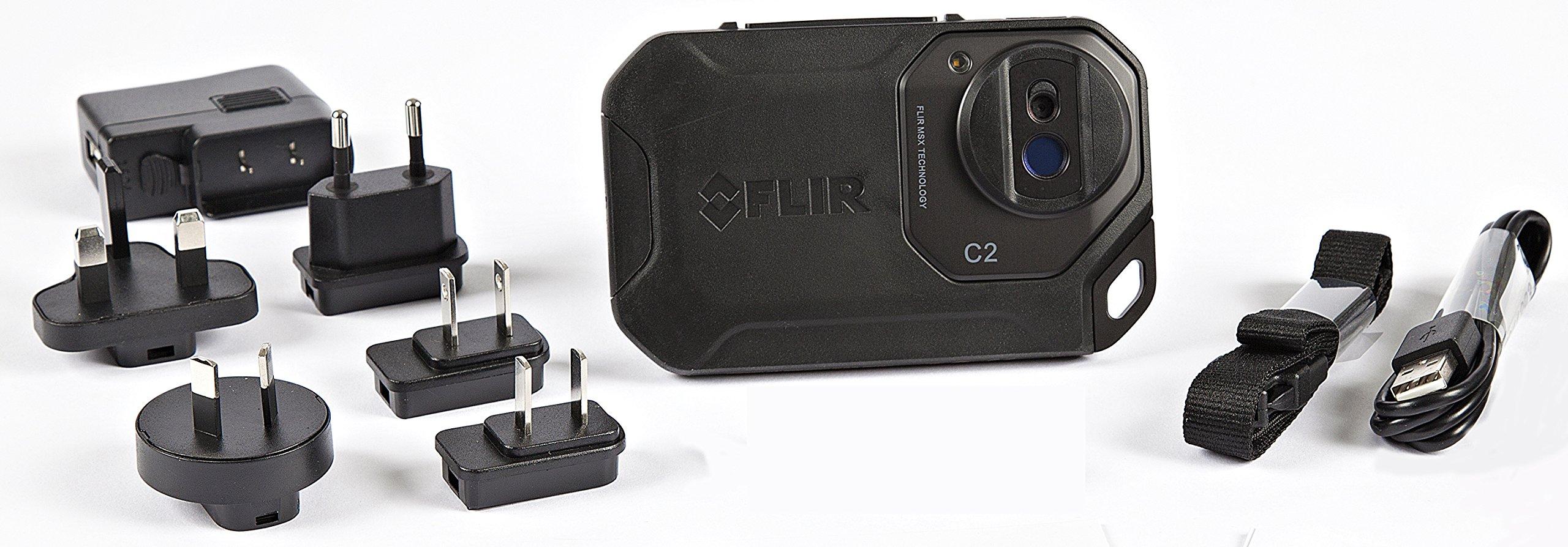 FLIR C2 Compact Thermal Imaging System by FLIR (Image #6)