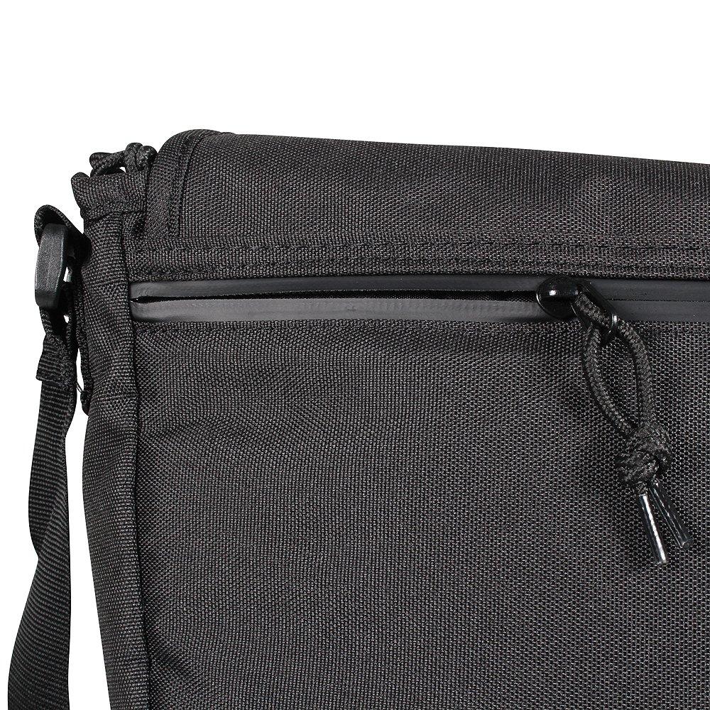 5ea1c56841 Converse Poly Messenger Bag 42 cm Notebook compartment: Amazon.co.uk: Shoes  & Bags