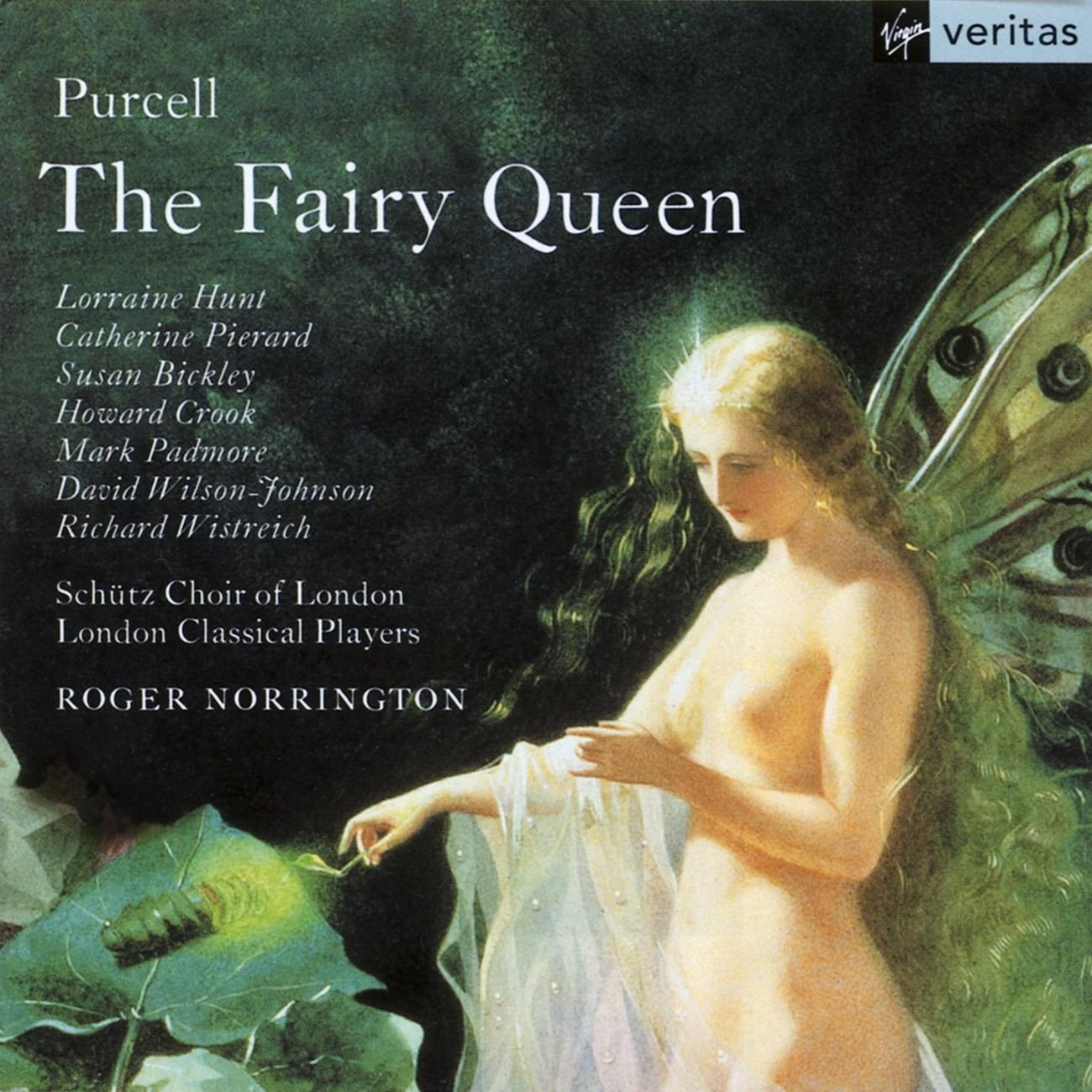 Purcell: The Fairy Queen by Virgin Veritas