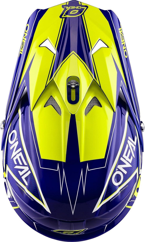 ONEAL 3 Series Youth Motocross Enduro Kinder MTB Helm Fuel blau//gelb 2017 Oneal
